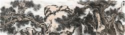 《雨霄》178x625cm 纸本水墨 2017年.JPG