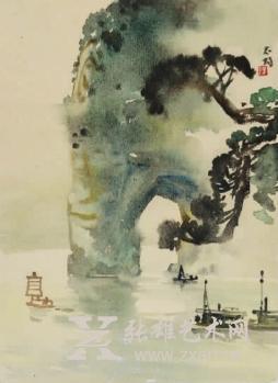 直至当今年轻艺术家用新手法和新视角创作的中国新水彩画……中央美